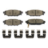 FactionFab F-Spec Rear Brake Pads - 08-19 WRX / 13+ BRZ/FRS/GT86