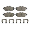 FactionFab F-Spec Front Brake Pads - 15-19 WRX / 14-18 FXT