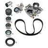 Gates Timing Belt Kit w/ Water Pump - 04+ STI / 05-07 WRX