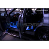 GCS RGB Interior Footwell Lighting Kit (Front & Rear w/ Bluetooth) - Universal