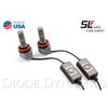 Diode Dynamics SLF LED Foglights - 15-19 WRX / 15-17 STI