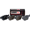 Hawk HP+ Rear Brake Pads - 04-17 STI