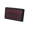K&N High Flow Air Filter - 02-07 WRX/STI