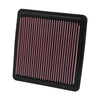 K&N High Flow Air Filter - 08+ WRX/STI / 14+ Forester / 13+ Crosstrek