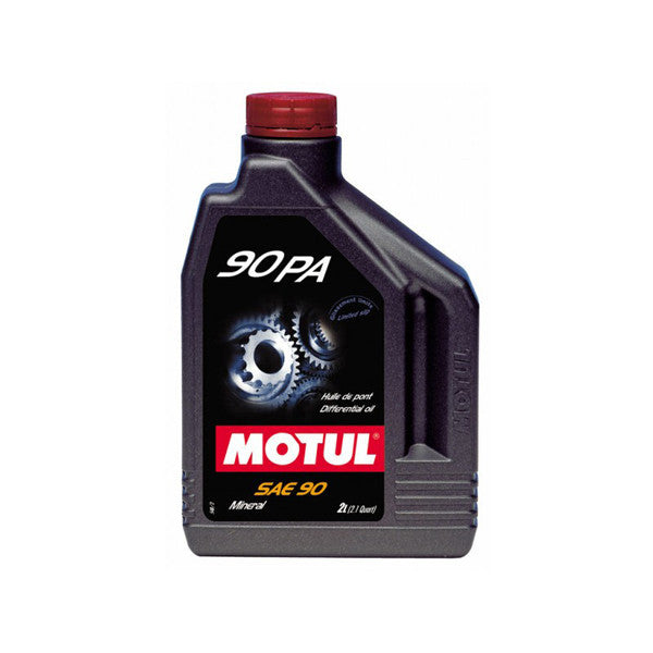 Transmission Fluid - New Provisions Racing