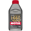 Motul RBF660 Racing DOT 4 Synthetic Brake Fluid 500mL