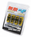 Muteki SR48 Open End Locking Lug Nuts Set M12x1.25