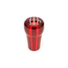 Raceseng Rondure Red Translucent Shift Knob w/ Engraving - 04-20 STI / 15-20 WRX