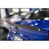 Subispeed VA Gurney Flap for OEM Short Spoiler - 15-19 WRX/STI