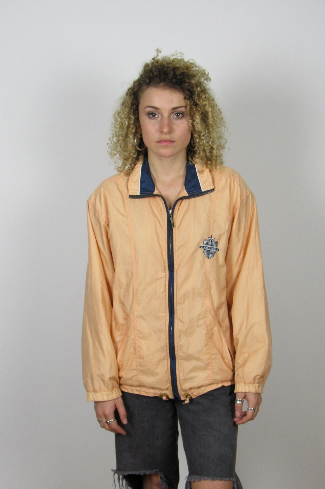 Peach Shell Jacket