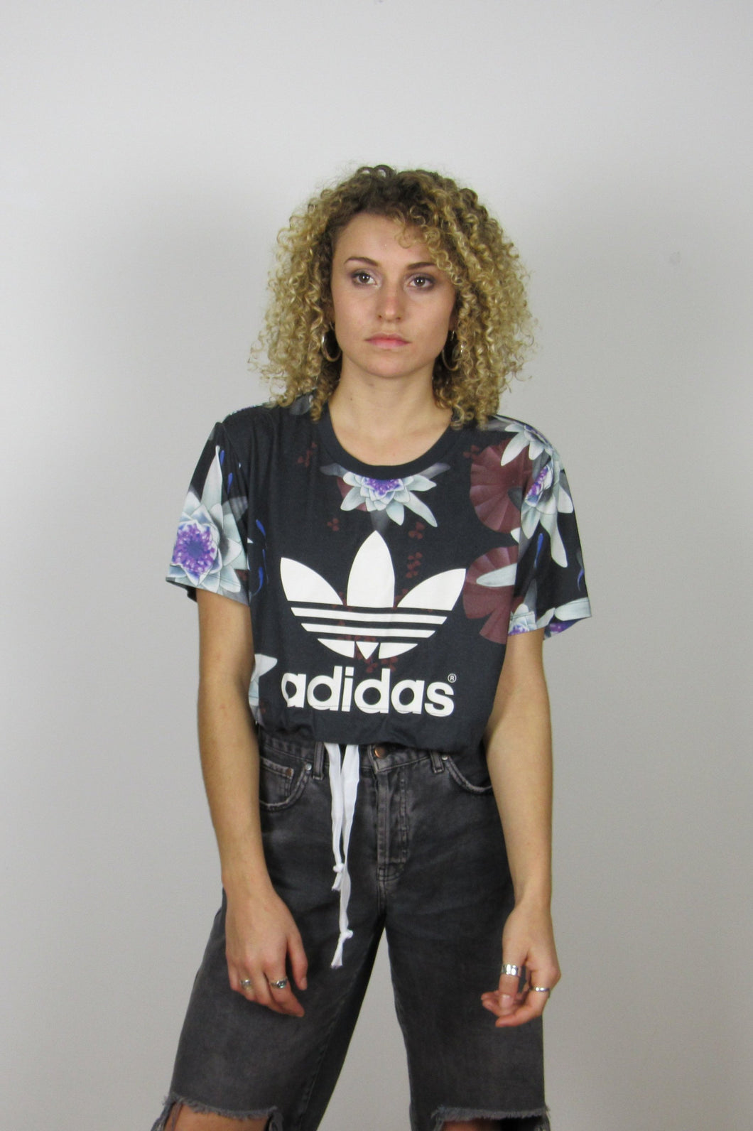 Re-Made Crop Adidas