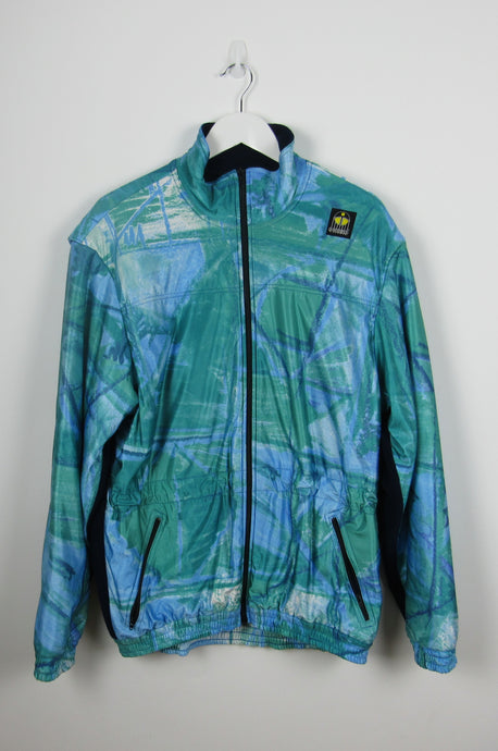 Fleece lined Shell Jacket