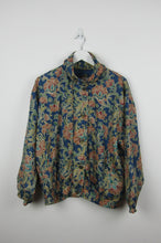 Silk Printed Jacket