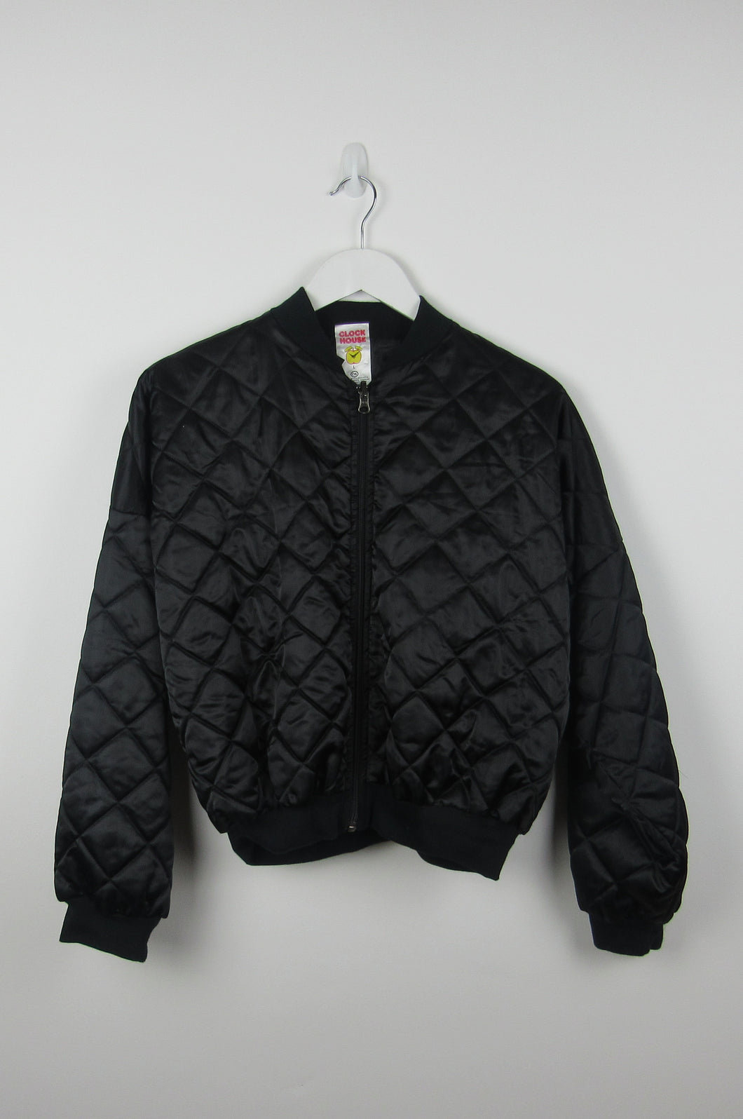 90's Quilted Bomber