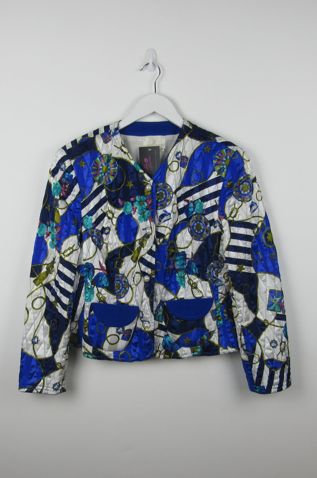 90's Quilted Jacket