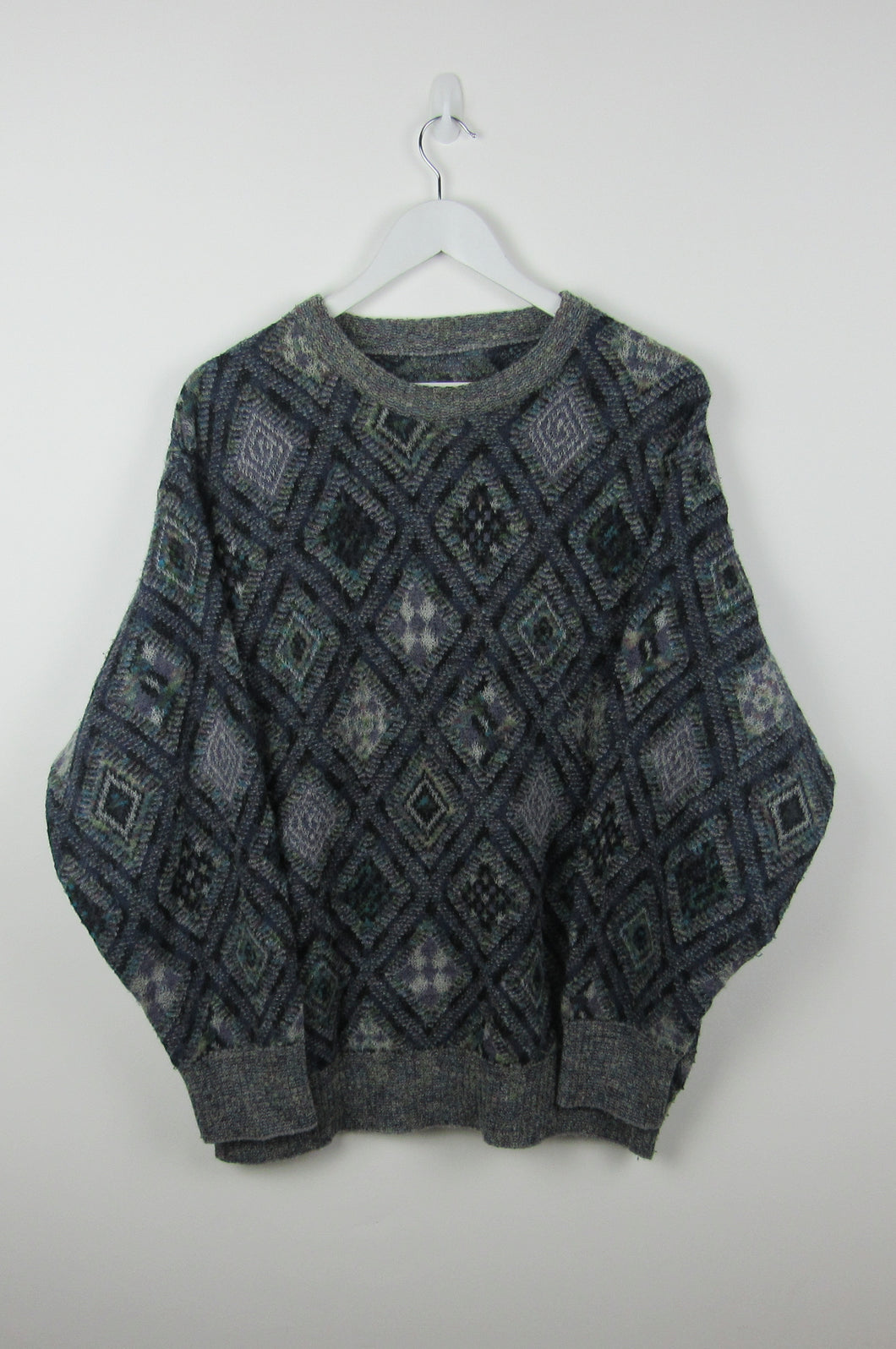 Patterned Knit