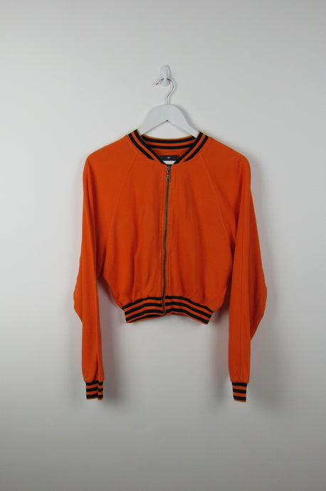 Orange Crop Sweat