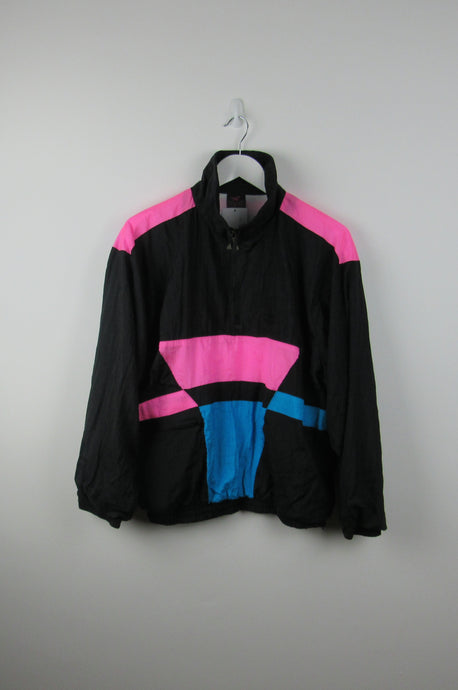 Half Zip Shell Jacket