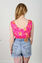 Pink 90's Sleeveless Top