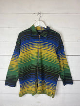 Colourful Stripe Shacket