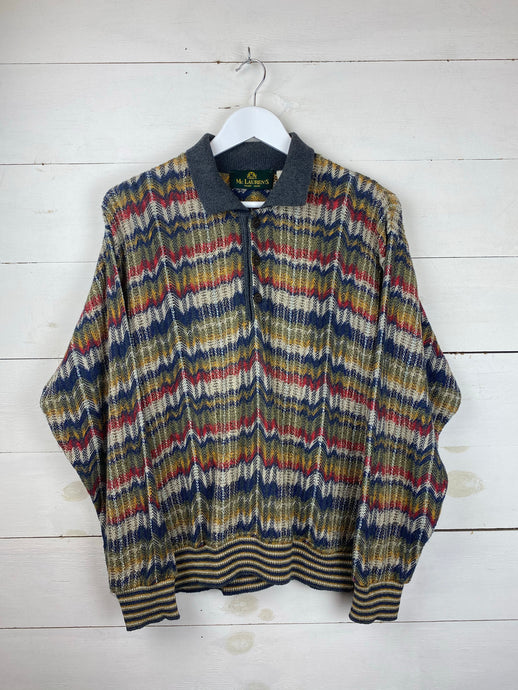 Multi-Coloured Knit