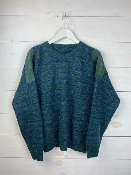 80's Knitted Sweatshirt