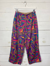 90's Patterned Trouser