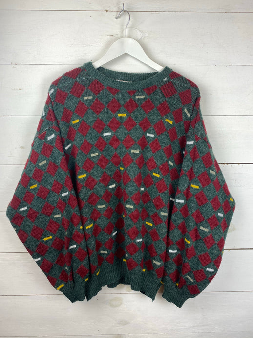80's Knit Sweatshirt