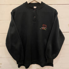 Black Vintage Sweatshirt