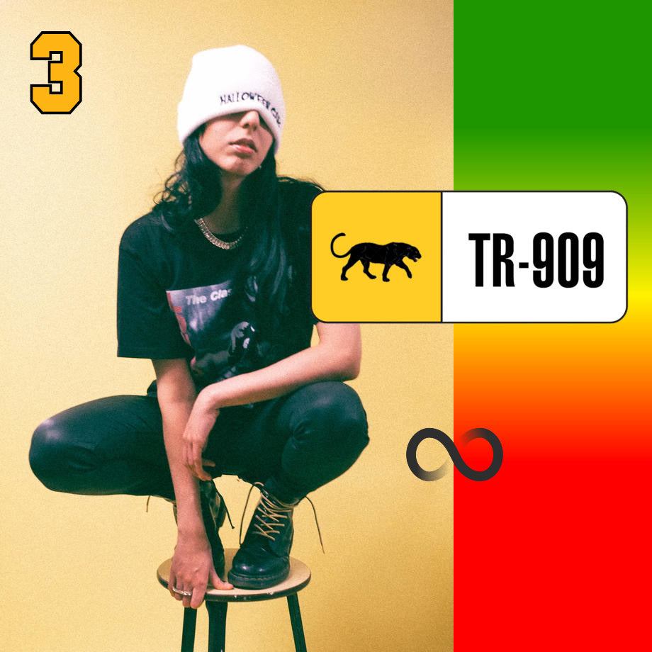 "DATA-X & ROSE OF ENGLAND drop ""TR-2020 (Gold Edition)"" Playlist"