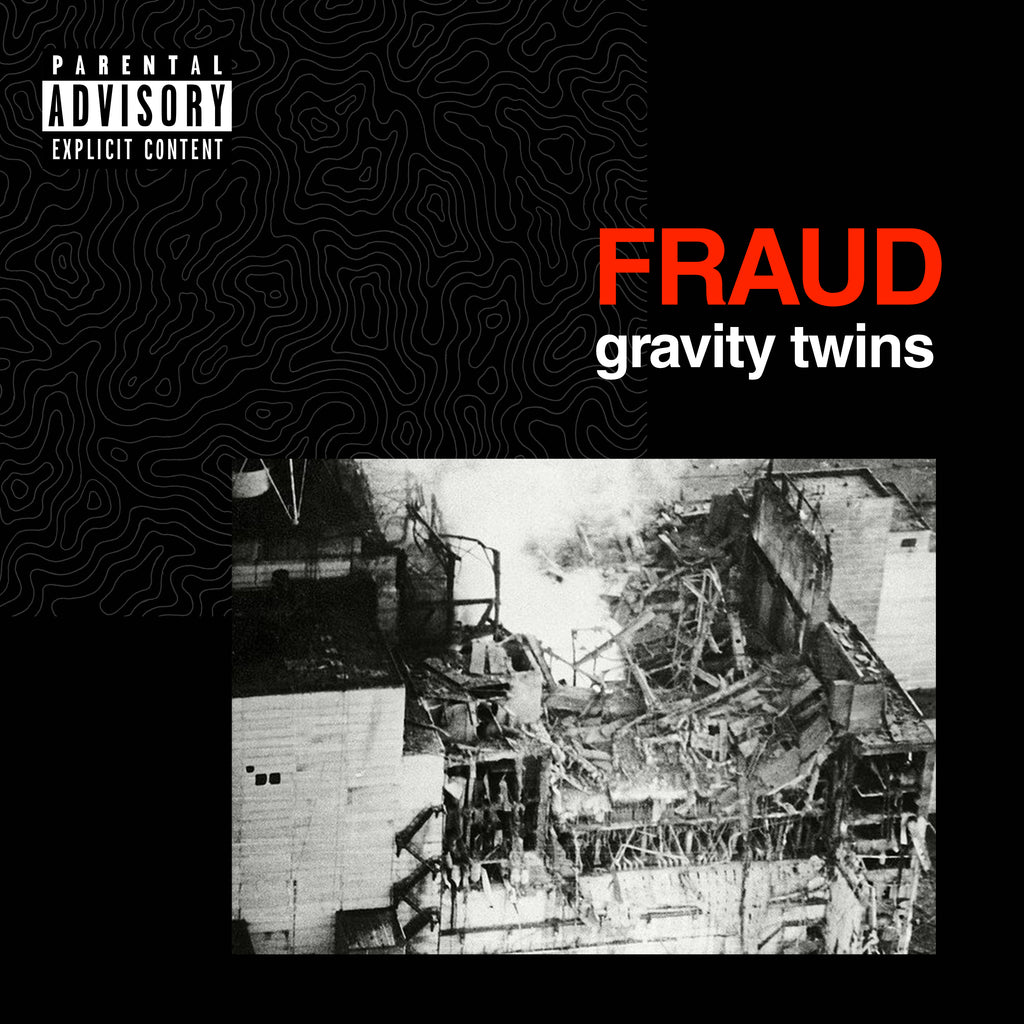 "Listen to the Gravity Twins New Single ""FRAUD"""
