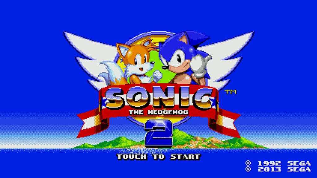New Game: Sonic The Hedgehog (Laptop/Desktop Only)