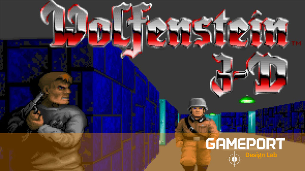 Play The Mother of All First Person Shooters: Wolfenstein 3D (Laptop/Desktop Only)