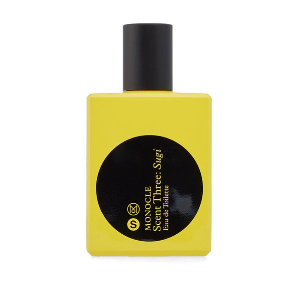 CDG X Monocle Scent Three: Sugi