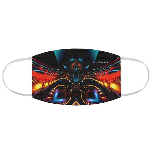 "DATA-X ""Alien Symmetry"" Face Mask"