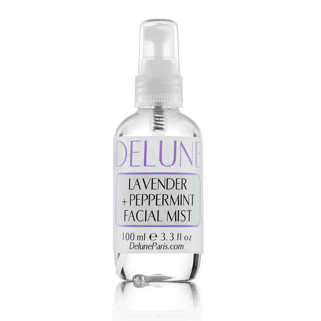 Lavender + Peppermint Face Mist