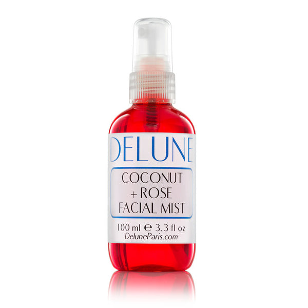 Rose + Coconut Face Mist