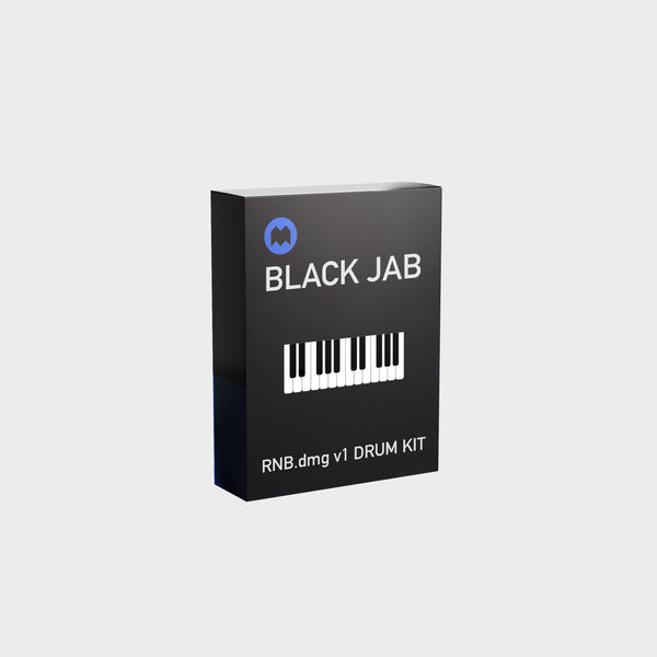 "Official ""BLACK JAB"" RNB.dmg v1 Drum Kit"