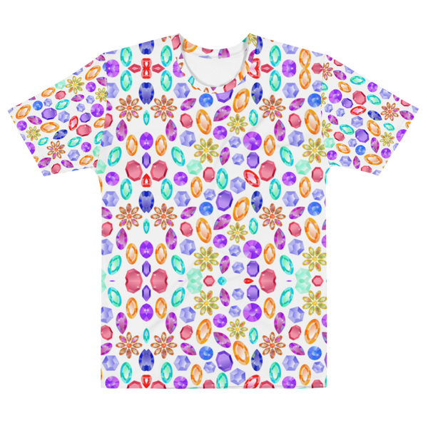 "DATA-X ""Jewel"" All-Over Print T"