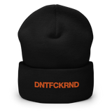 "DFR ""ORANGE"" Cuffed Beanie"