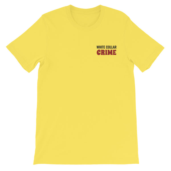 """Wallstreet Collection"" CRIME Yellow T by [eMotional]*"