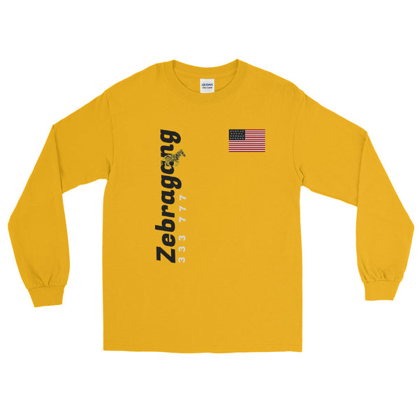 "LVLMERCHANTS ""ZBR"" Long Sleeve Shirt"