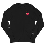 "DATA-X ""Invasion Force"" Champion Long Sleeve Shirt"