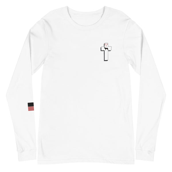"LVLYSL ""333 777"" Unisex Long Sleeve Tee"