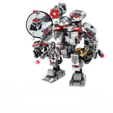 "DATA-X 2 ""War Machine"" Destroy Bot"