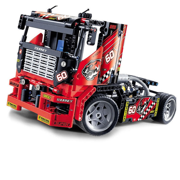"DATA-X 2 ""Race Truck"" X-Blocks"