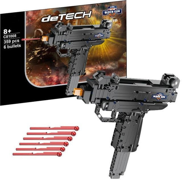 "DATA-X ""deTECH"" X-Block CaDA Weapon Pack"