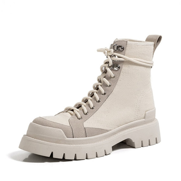 "DATA-X ""Season 2"" Women's Military Boot"
