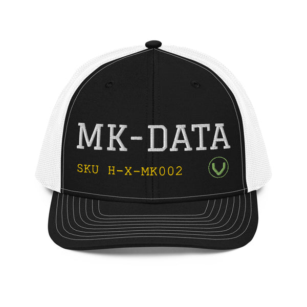 "MK-DATA ""LAB"" Trucker Capsule"
