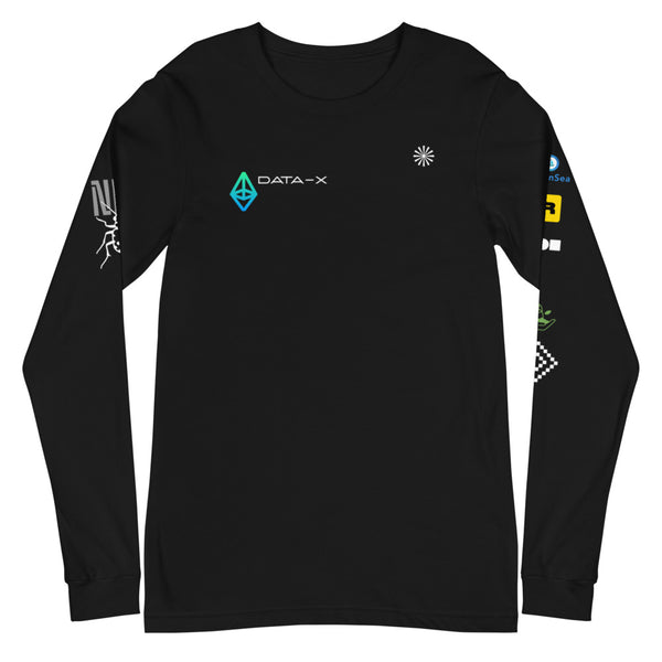"DATANFT ""Genesis Collection"" Limited Editon Long Sleeve"